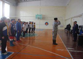 Гамшгаас хамгаалах албад, мэргэжлийн ангиудын дунд гар бөмбөгийн тэмцээн зохион байгууллаа.